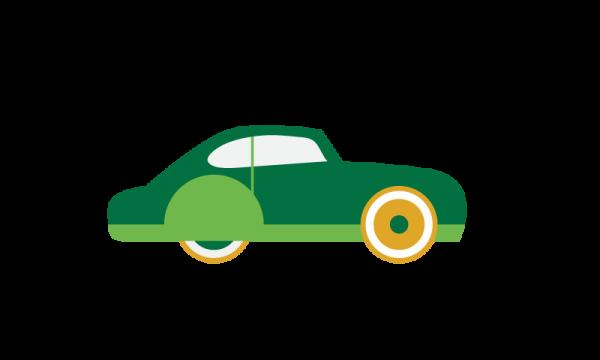Vintage car section